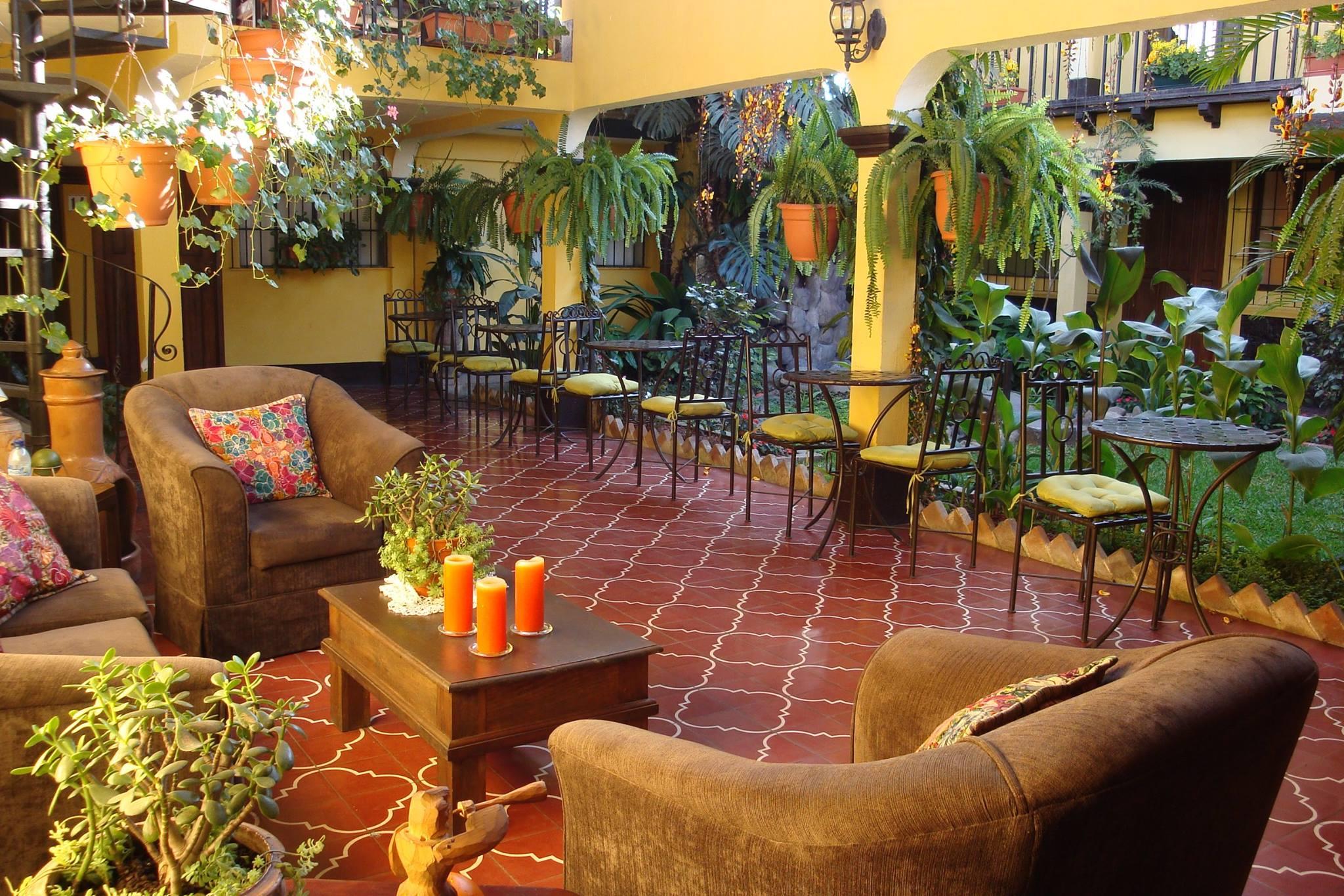 Camelias Hotel Antigua Guatemala