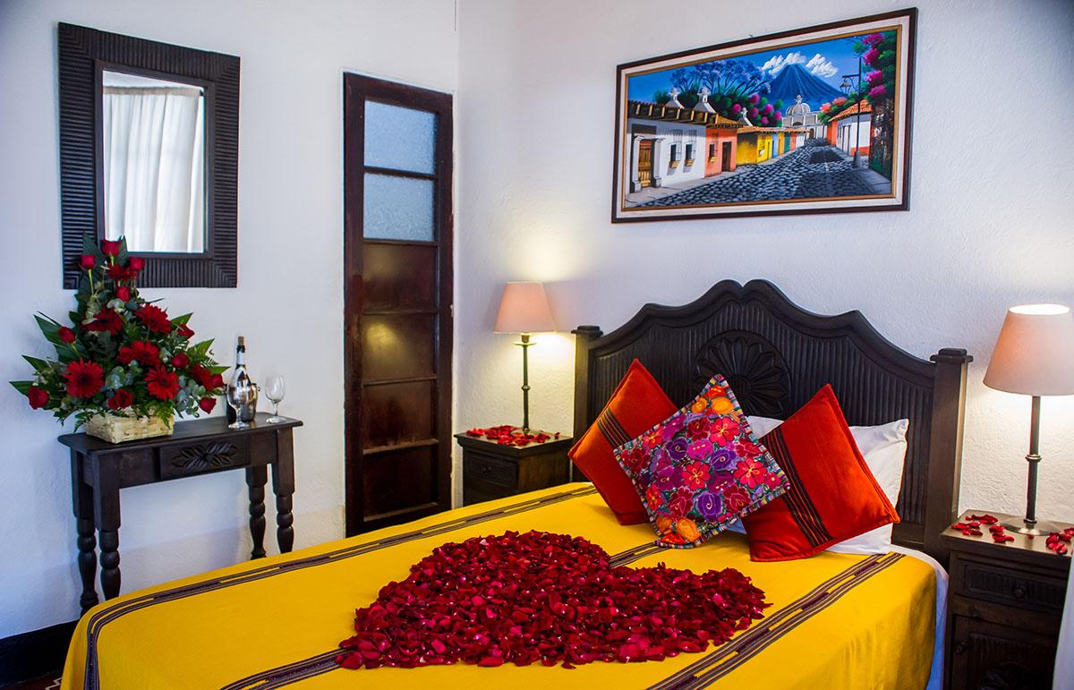 paquete romantico hotel